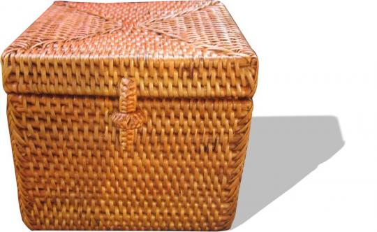 Mini-Schmuckbox quadratisch