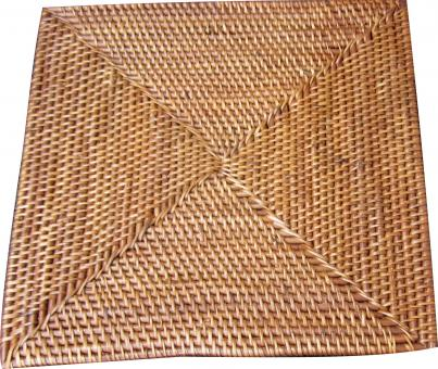 Tischset quadratisch 38 cm x 38 cm